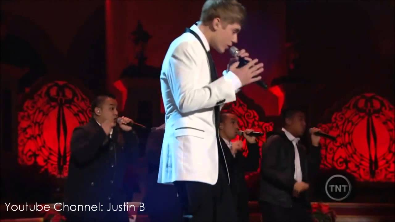 Justin Bieber - Mistletoe | Live at Christmas in Washington 2011 ...