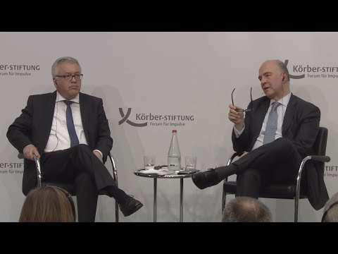 Körber History Forum 2017: How much Germany can Europe take?