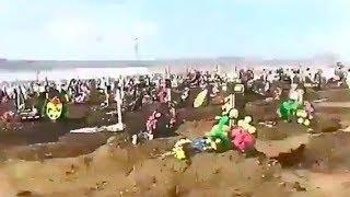 Шок! Видео с кладбища! В Кемерово за сутки появилось более 150 свежих могил!