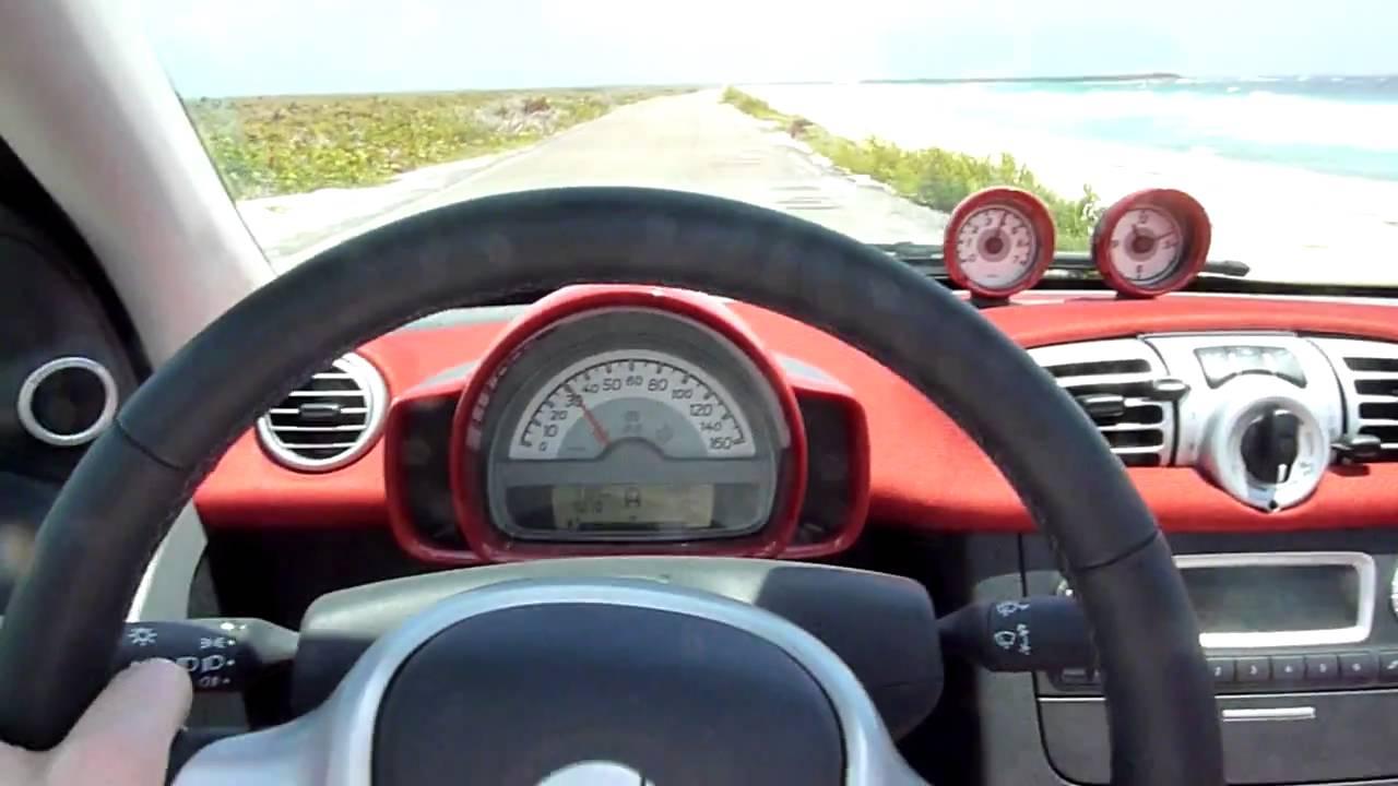 Smart Car Goes Super Fast!