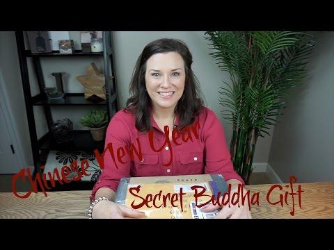 Chinese New Year Secret Buddha Gift