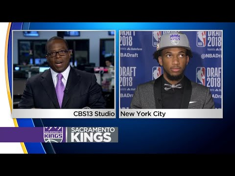 INTERVIEW: Sacramento Kings Draft Pick Marvin Bagley III