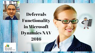 Deferrals: How to automatically defer revenues and expenses in Microsoft Dynamics 2016