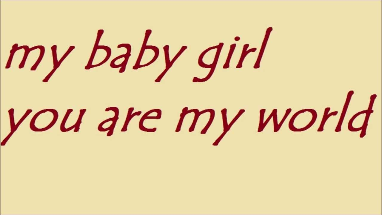 Mark Diamond – You're My Girl Lyrics | Genius Lyrics