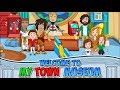 My Town : Museum  (By My Town Games LTD) - New Best App for Kids full