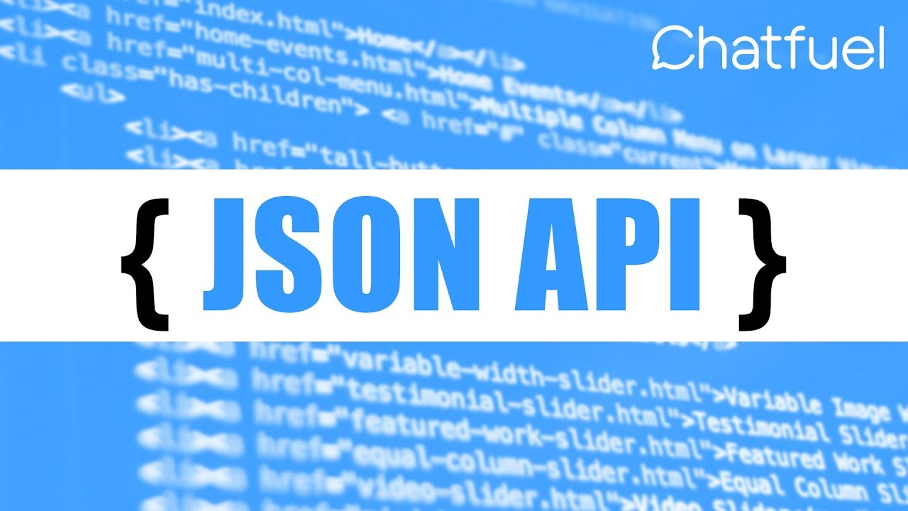JSON API | Chatfuel Documentation