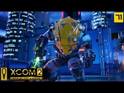 ADVENT NETWORK TOWER  - PART 71 - XCOM 2 WAR OF THE CHOSEN Gameplay