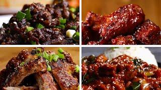 4 Homemade Korean-Style Dinners