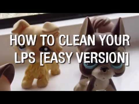 How To Clean Your LPS (Easy)