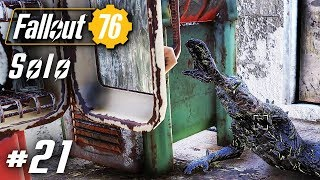 Fallout 76 Deutsch PC Solo Evan lebt Fallout Gameplay German #21