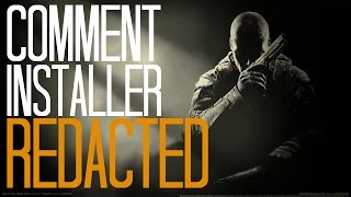 Black Ops 2 PC - Comment installer Redacted
