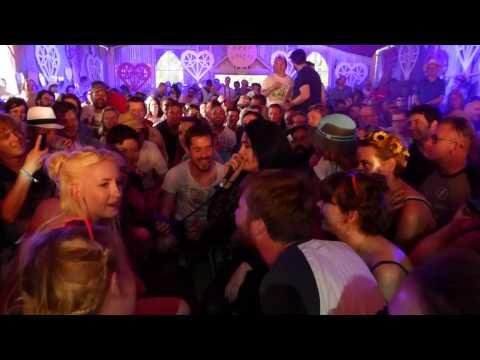 Fight Like Apes JAKE SUMMERS Latitude Festival 2015