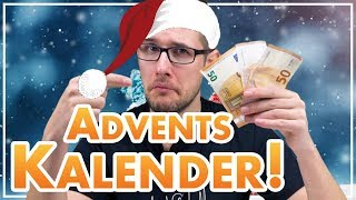 Advents-Gewinnspiel (12. Türchen) VIER mal 50 EURO GEWINNEN 🎅🤑