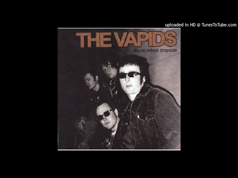 The Vapids  -2001- charm school dropouts (Complete)