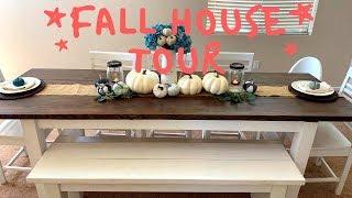 Fall House Tour 2019| Modern Farmhouse Decor| Dream Rodrigues