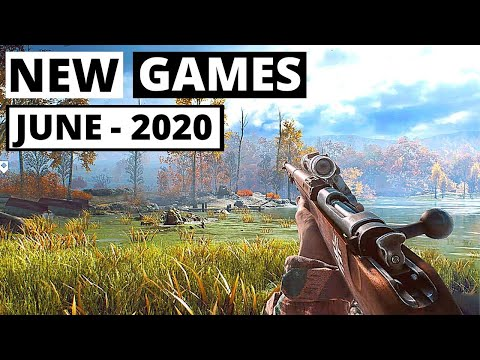 Top 10 New Games For Android And IOS [Offline/Online] June 2020