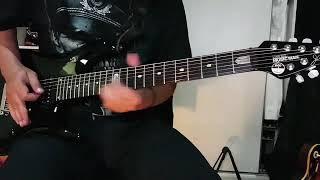 Exist-untuk mu ibu:gitar karok