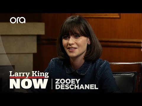 Zooey Deschanel didn't ask to be your manic pixie dream girl
