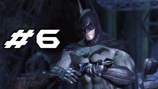 BATMAN Arkham Asylum Gameplay Walkthrough - Part 6 - Batcave Welcome (Let