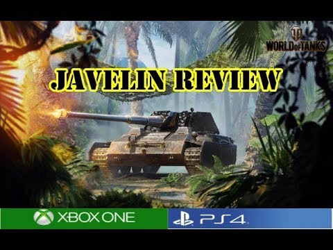 World of Tanks Console - Javelin Review thumbnail