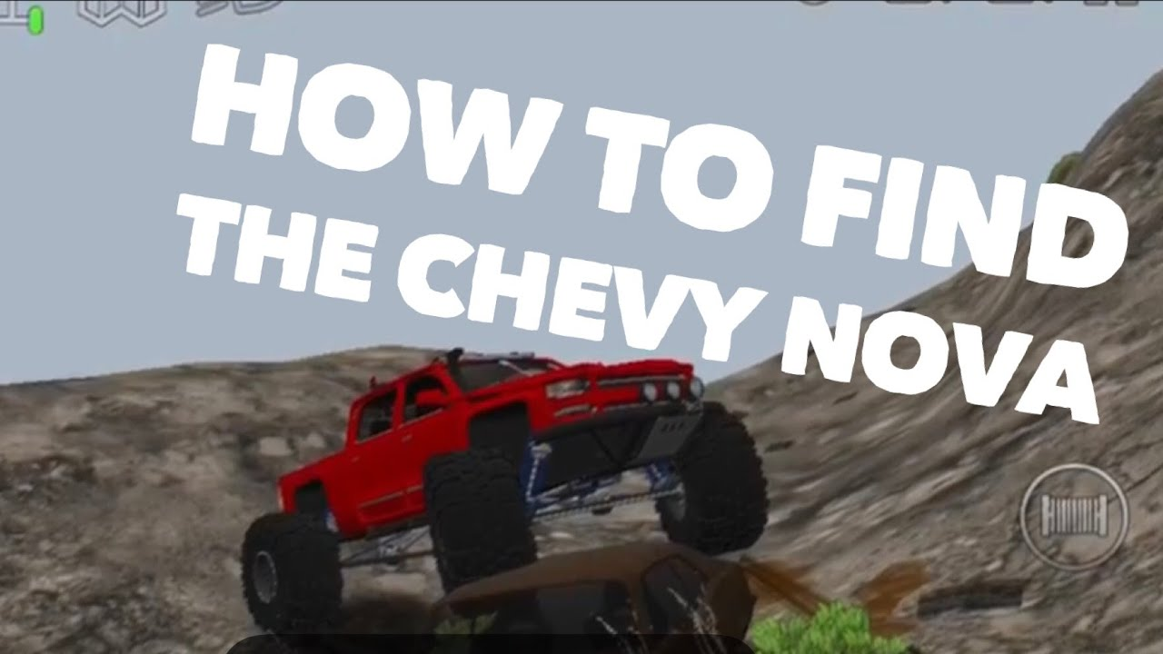 Offroad Outlaws How To Find The Nova Third Barn Find Youtube