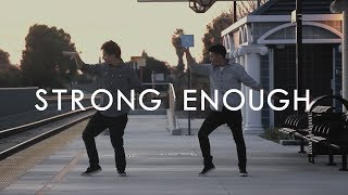 "V3 Dance | Eddie Moon - ""Strong Enough"" Jmoss"