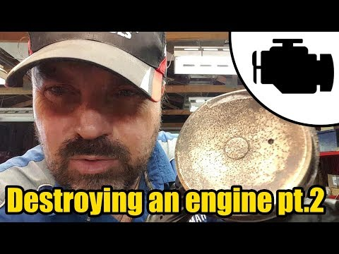 #1165 - Destroying an engine! Pt. 2