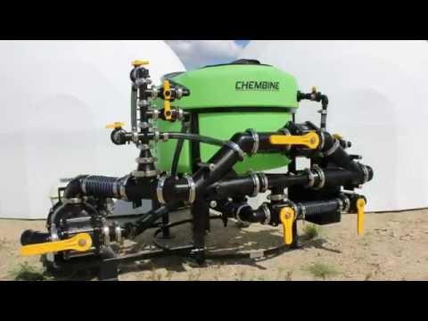 Chembine -Farm Chemical Mixer-
