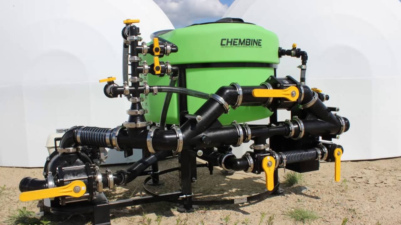 chembine -farm chemical mixer-