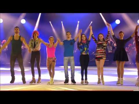 2016 RevolutiOn Ice Group Dance and Final Javier Fernandez Evgenia Medvedeva