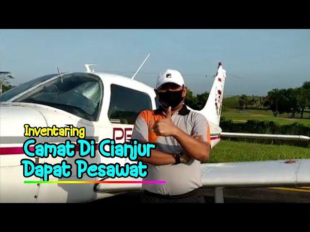 Camat di Cilacap Dapat Pesawat, Netizen Heboh