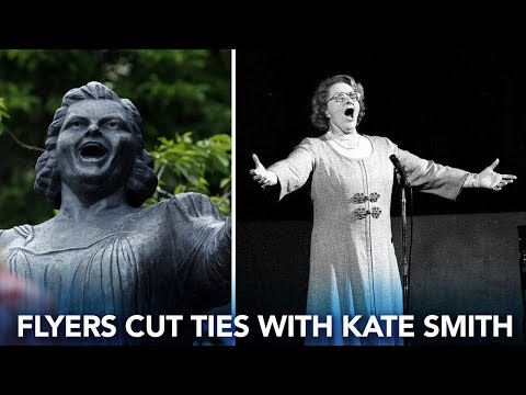 Hurley - Mayor of Wildwood Offers to Take Kate Smith Statue from Philadelphia Flyers