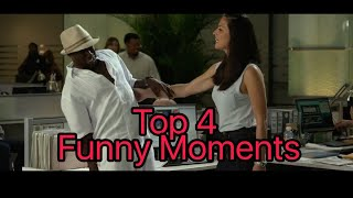 Ride Along 2 Top 4 Funny Moments