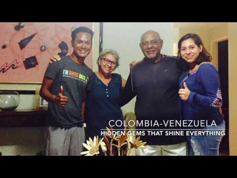 Colombia Venezuela - Travel with H