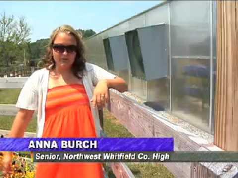 Northwest Whitfield High School Ag Program Sponsored by Farm Bureau
