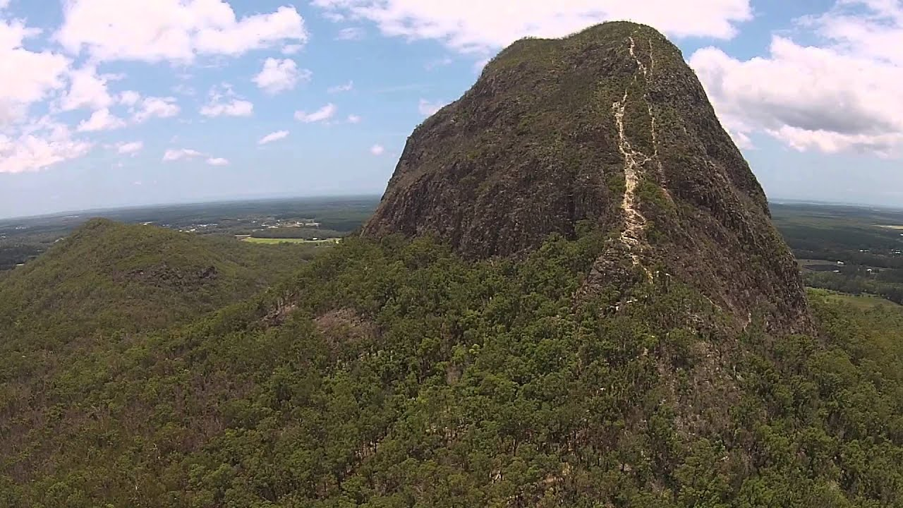 Glass House Mountains Queensland Australia YouTube