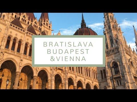 Bratislava, Budapest, & Vienna 2017