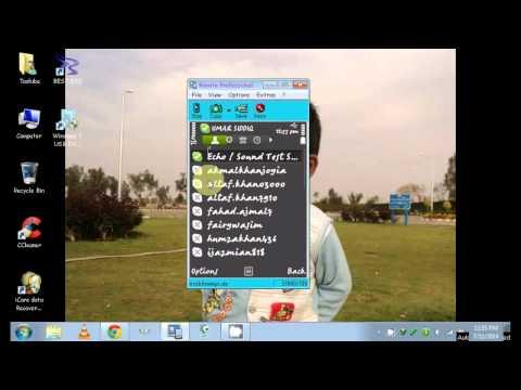 Nokia 5630 s60v3 Skype Working