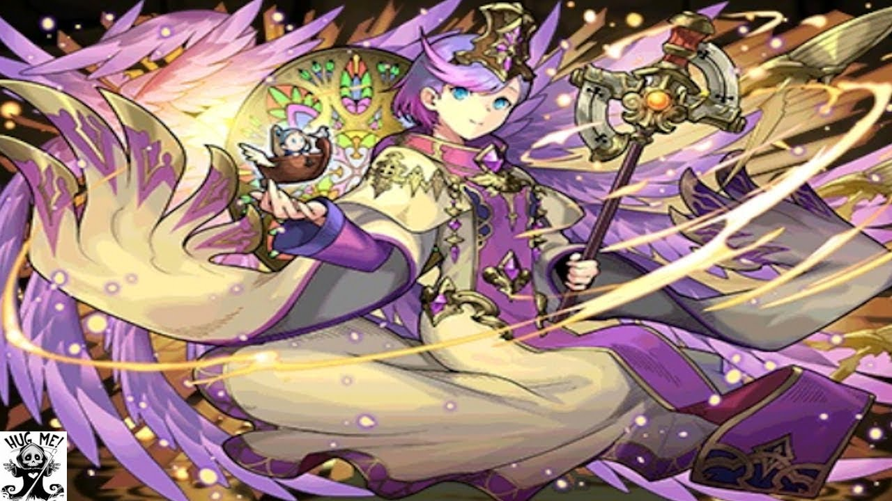 Ras Vs Enoch First Try Legend Plus Puzzle And Dragons Enoch Dungeon
