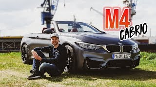 Warum man 106.000€ für ein BMW M4 Cabrio ausgibt