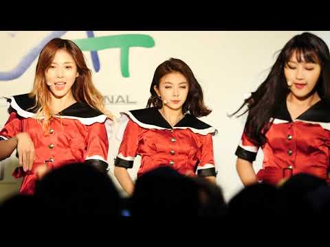 "17.10.04 Dreamcatcher 3th mini album event in Osaka ""Good Night"""
