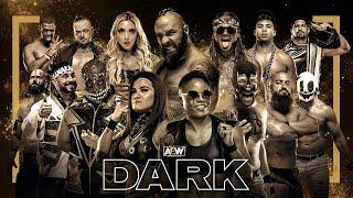 3 Strikes Main Event: Big Swole vs Diamante plus Dark Order, Acclaimed, Archer | AEW Dark, Ep 107