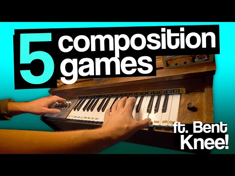 5 Composition Games (to Play With Your Musical Friends)