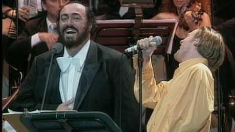bryan adams  luciano pavarotti  o sole mio