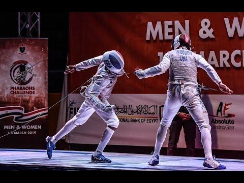 19' Cairo Team Men's Foil Final Highlights