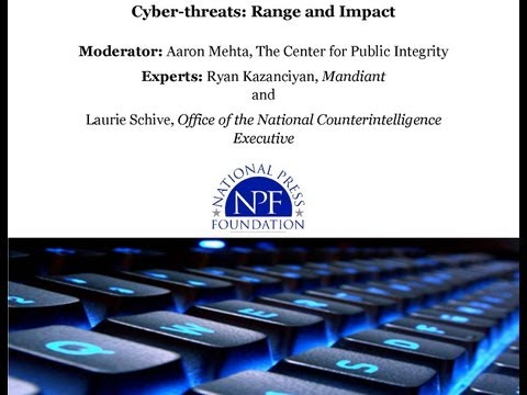 Cyber Threats: Range and Impact Panel Discussion