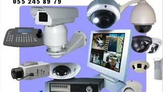 Tehlukesizlik kameralari IP CCTV kameralar 1 il zemanet Ferqli yawa.. Video