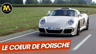 RUF, le constructeur de super Porsche !