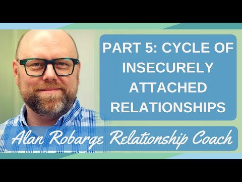 #5 Cycle of Insecurely Attached Relationships (Codependency & Love Addiction) Part 5