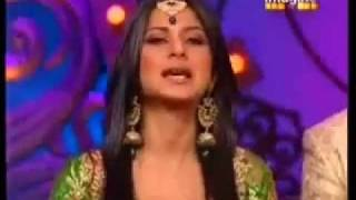 Jennifer Winget - Host - Nachle Ve With Saroj Khan Season - 3 ||Grand Finale - 31st Dec 2011||